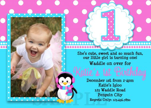 Birthday invitations dc print birthday invitations filmwisefo Choice Image